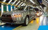 شکست رکورد تولید ایران خودرو در اردیبهشت ۹۹