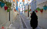 تصاویر: کوچه امید در محله استاد معین